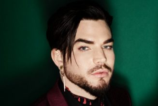 ADAM LAMBERT Says DONALD TRUMP 'Can't Even String Together A Sentence': 'It's Incoherent, Fragmented Nonsense'