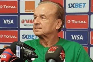 Amaju Pinnick: Gernot Rohr deserves to continue as Super Eagles coach