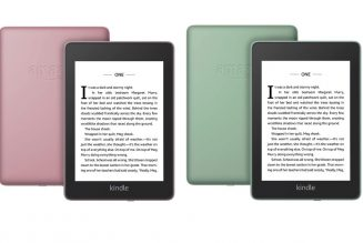 Amazon launches two new Kindle Paperwhite colors