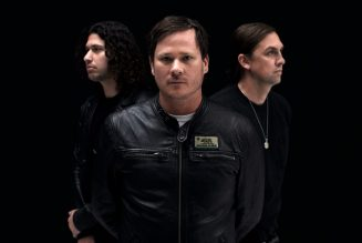 Angels & Airwaves Share New Video for 'All That's Left Is Love'