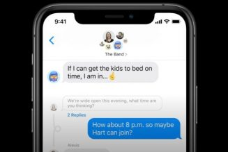 Apple Announces iOS 14, Updates to AirPods, Messages, and Maps