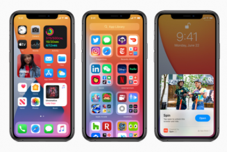 """Apple Introduces iOS 14, """"the Biggest Update Ever"""""""