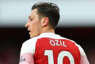 Arsenal eager to find buyer for Mesut Ozil