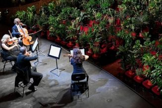 Barcelona Opera House Reopens with Concert for Over 2,000 Houseplants