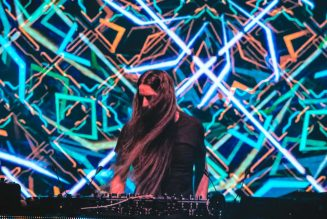 """Bassnectar Brings """"All Colors"""" to Life with His Eleventh Studio Album"""