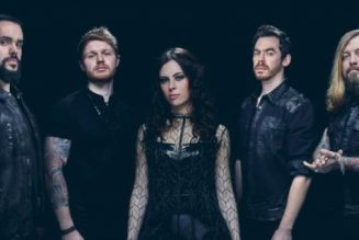 BEYOND THE BLACK Releases Music Video For 'Human'
