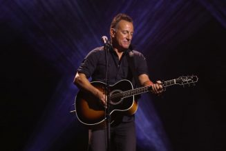 Bruce Springsteen on America's Future: 'I Have the Feeling of Optimism About the Next Election'