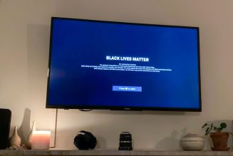 Call of Duty adds screen that says Black Lives Matter
