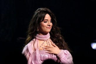 Camila Cabello Was The Cutest Googly-Eyed Baby, Her Emotional 'First Man' Video Shows
