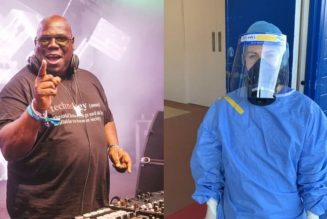 Carl Cox Among Judges to Award COVID-19 Frontline Health Worker a Trip to Barbados