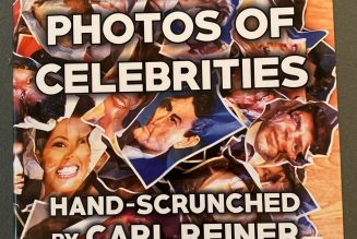 """Carl Reiner on His As Yet Released Book: """"The Finest Work That I've Ever Been Involved In"""""""