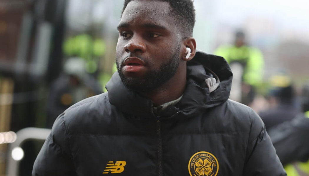 Chris Sutton's four-word reaction as Edouard is named Celtic POTY