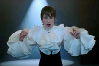 """Christine and the Queens Performs """"I Disappear in Your Arms"""" on Fallon: Watch"""
