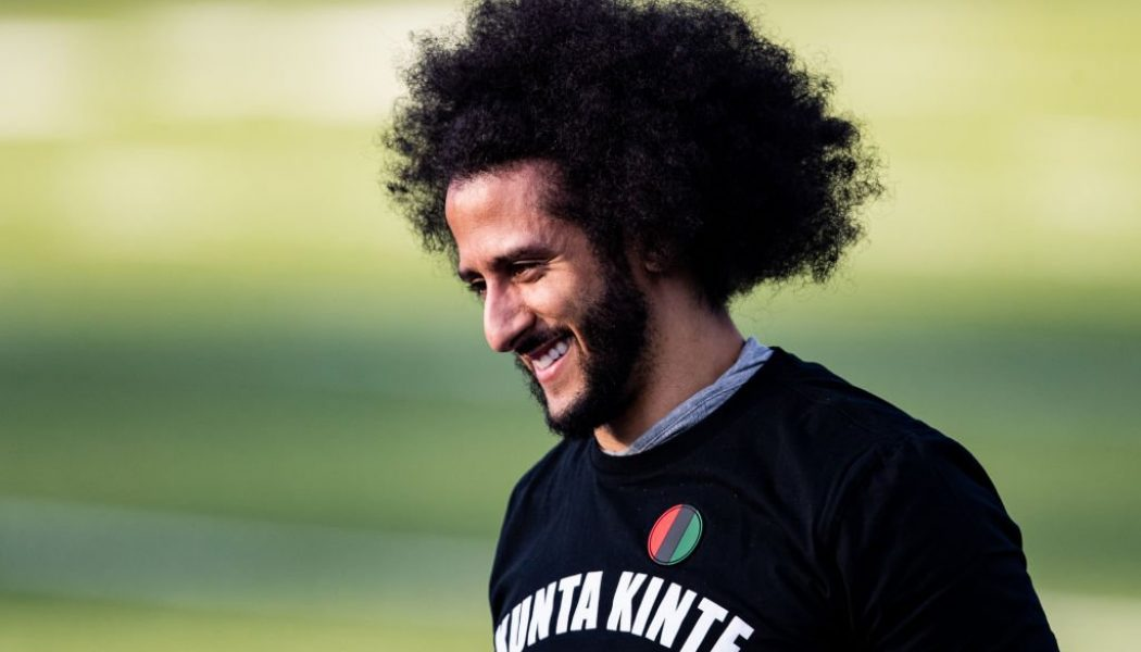 Colin Kaepernick & Ava DuVernay Team Up With Netflix For Dramatic Series On His High School Years