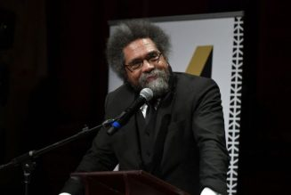 Cornel West Brings Anderson Cooper To Tears While Praising George Floyd's Family
