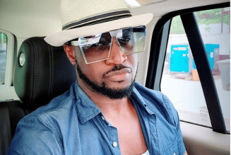 """""""COVID-19 Is Real""""- Lagos Nigeria Based Peter Okoye Narrates Family Experience"""