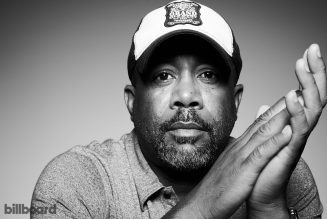 Darius Rucker Speaks Out in Support of Protests: 'We Have to Come Together Somehow'