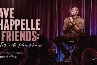 Dave Chappelle Hosting Intimate, Socially Distanced Comedy Shows in Ohio