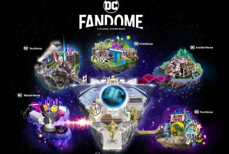 DC movies, games, and comics to get standalone 24-hour FanDome event this summer