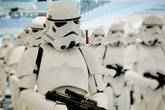 Disney Deploys Stormtroopers to Remind Patrons of Social Distancing
