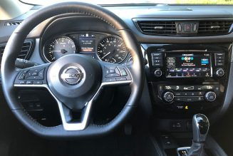 Does the 2020 Nissan Rogue Sport Interior Live Up to Its Bad Boy Name?