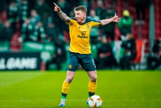 'Doesn't make sense', 'I'm a fan' – Sutton left disappointed with Celtic's decision on winger