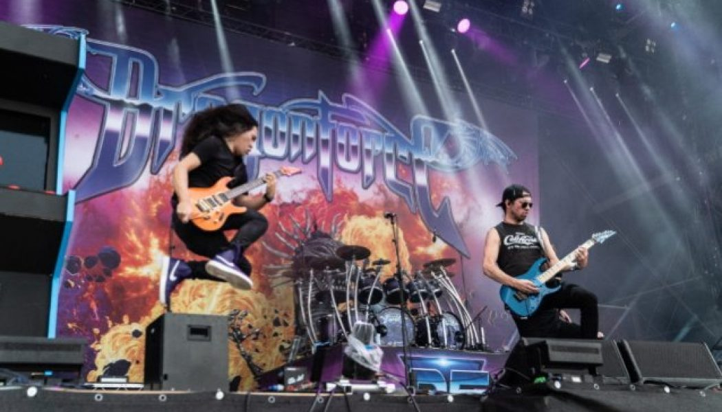 DRAGONFORCE Is 'Almost Finished' Writing New Album