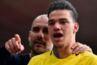 Ederson credits Pep Guardiola with improving his game