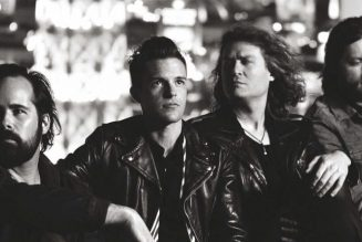 """EDM and The Killers Collide in Official Remix Package for """"Caution"""""""