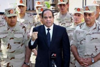 Egypt's army 'rational' among strongest in region – president