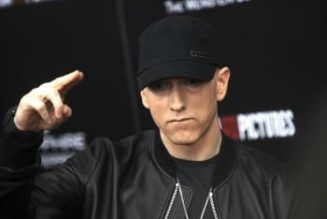 Eminem Apologizes To Revolt TV, Admits He Was In His Feelings