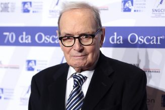 Ennio Morricone and John Williams Honored For Film Scores