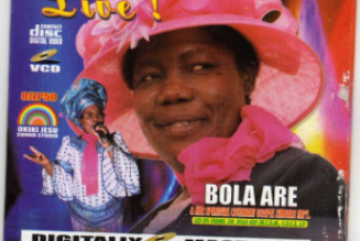 Evang. (Dr.) Bola Are – Bola Are Live! (LP)