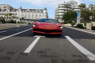 Ferrari ruined its 'Rendez-vous' revival with digital image stabilization