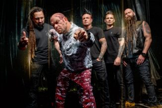 FIVE FINGER DEATH PUNCH Releases Music Video For 'A Little Bit Off'