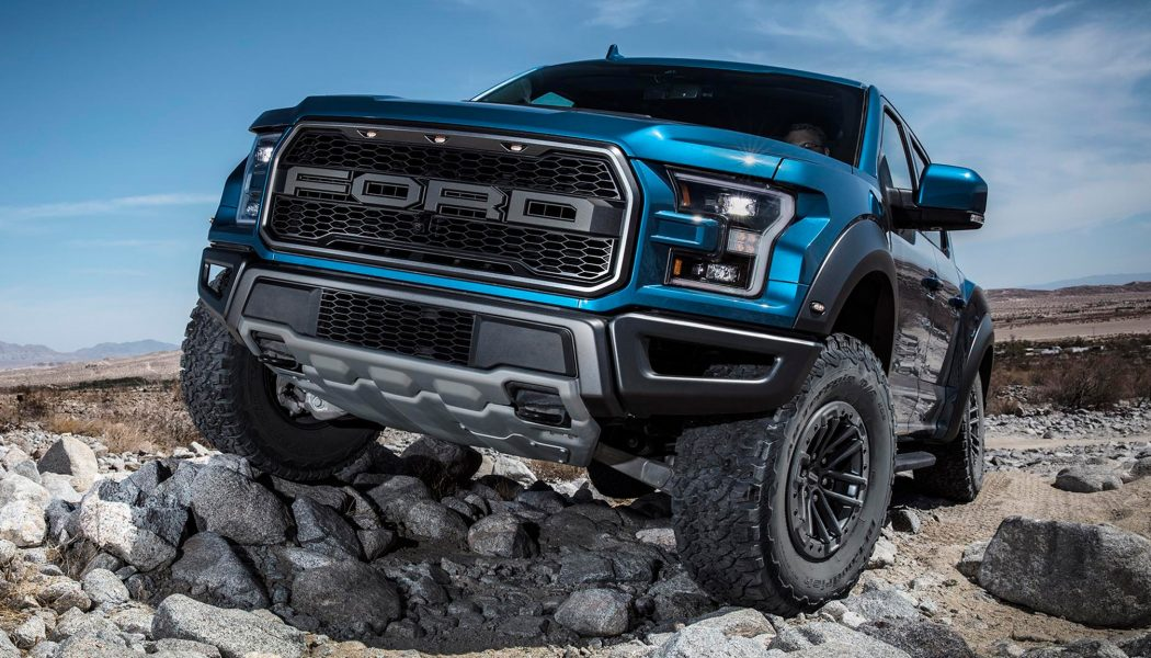 """Florida Man Approved: Ford Files for """"Everglades"""" Trademark, Possibly for Bronco and F-150"""