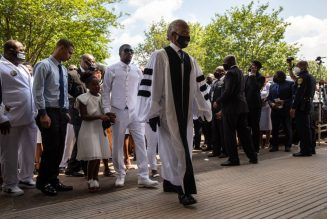 George Floyd Laid To Rest: Here Are The Most Powerful Moments From His Funeral