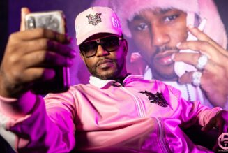GFive Cultivation Partners With Cam'ron For Pynk Mynk Line