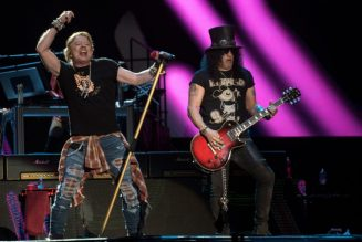 Guns N' Roses to Stream 2018 Download Festival Set