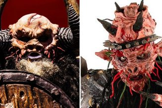 "GWAR's Blothar: Oderus Urungus Wouldn't Have Wanted His Statue Next to a ""Row of Losers"""