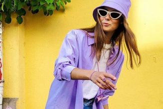 I Swore I'd Never Wear Purple – But These 6 Looks Changed My Mind