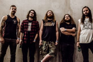 "Inter Arma Unveil Cover of Nine Inch Nails' ""March of the Pigs"": Stream"