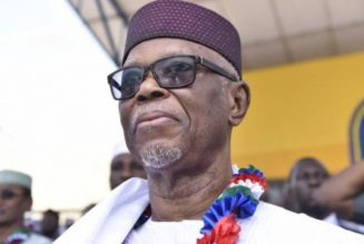 John Oyegun: APC becoming single most dangerous threat to President Buhari's legacy