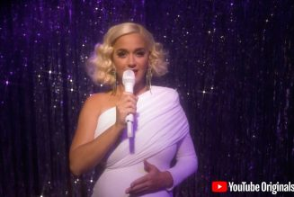 Katy Perry Sends Off Graduates With 'Daises' and 'Firework' on 'Dear Class of 2020′