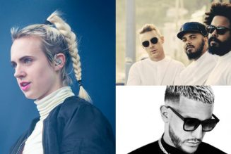 """Lean On"" by Major Lazer, DJ Snake, and MØ Crowned as Decade's Biggest Summer Song by Kiss FM and Shazam"