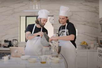"""Learn to Make Focaccia with Zeds Dead in New Web series """"Zeds Bread"""""""