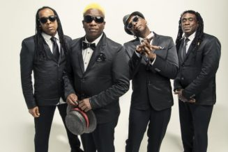 LIVING COLOUR Releases 2020 Video For 'This Is The Life' Featuring Footage Of GEORGE FLOYD Protests