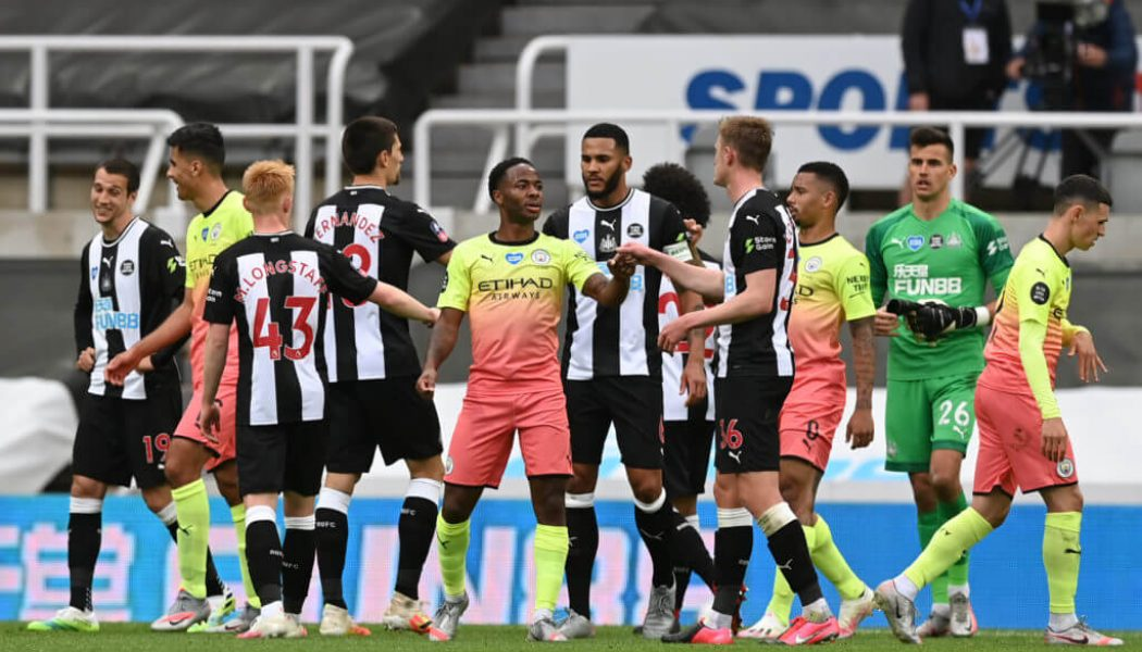 'Look back and regret it': Alan Shearer reacts to Newcastle defeat vs Manchester City