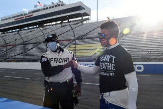 Mad MAGA NASCAR Driver Ray Ciccarelli Quitting Because Black Lives Are Mattering Too Much