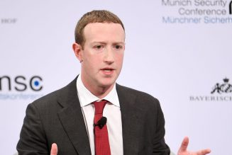Mark Zuckerberg defends hands-off Trump policy to employees after walkout